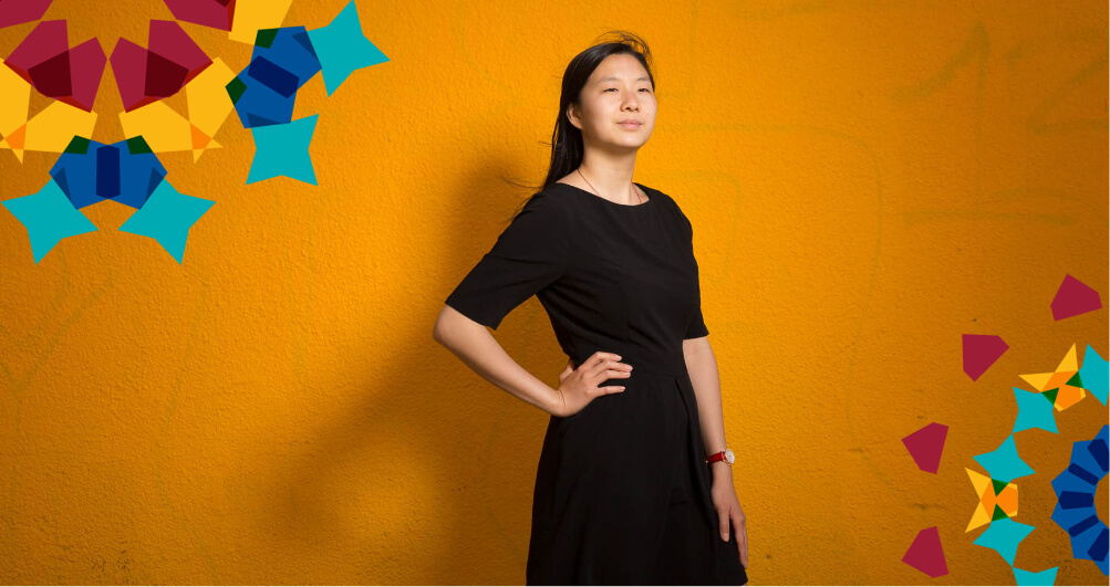 """As the alliance worked to amplify our voices, the index was the tool we could point to as a way to advance equity."" Liliana Hu Wu, Dream Summer Alumna"
