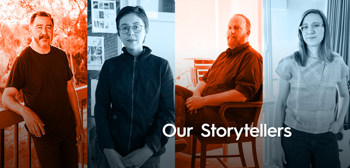 Meet the Storytellers