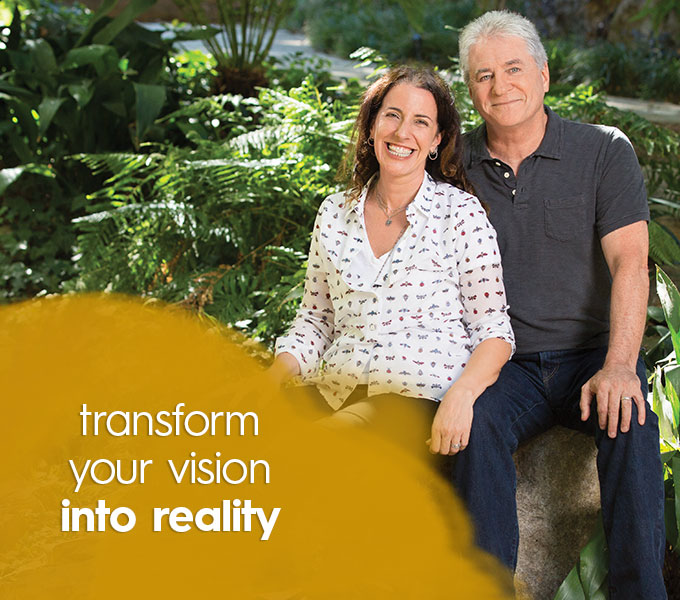 Transform your vision into reality