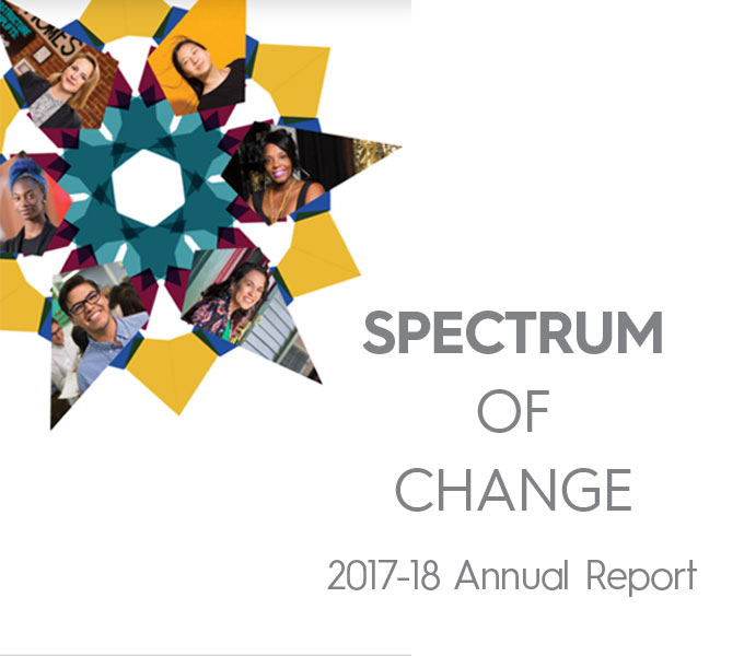 Spectrum of Change: CCF's 2017-18