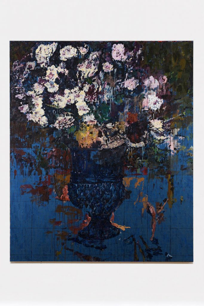 "Andy Robert, ""AIYANA (Flower Arrangement)"