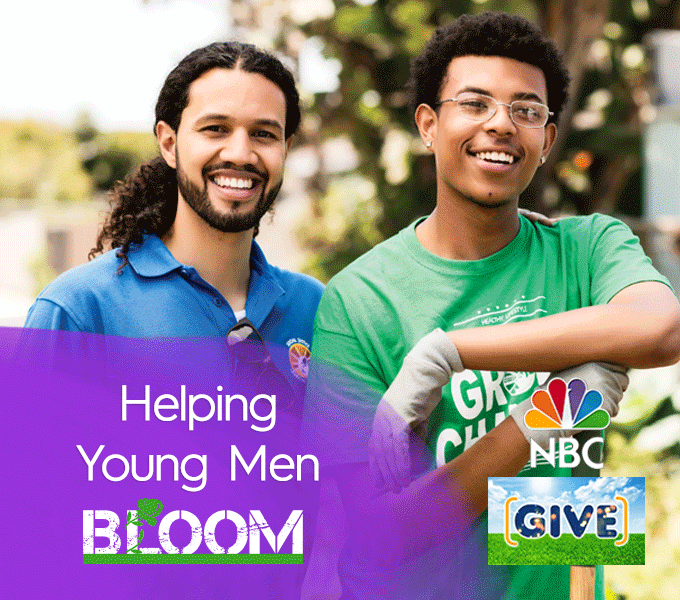 Help Our Young Men BLOOM http://calfund.org/bloom
