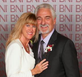 BNI Foundation Co-Founders Beth and Ivan Misner