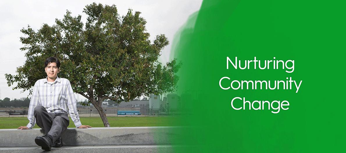 Nurturing Community Change