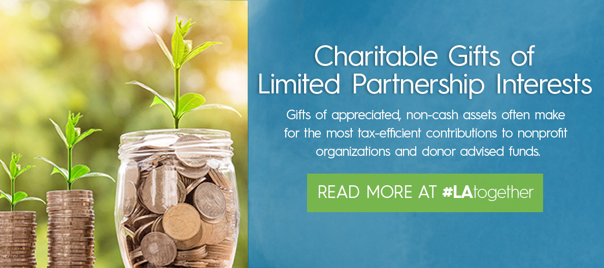 Charitable Gifts of Limited Partnership Interests_WebsiteSlider