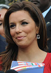 Eva Longoria Fund Photo