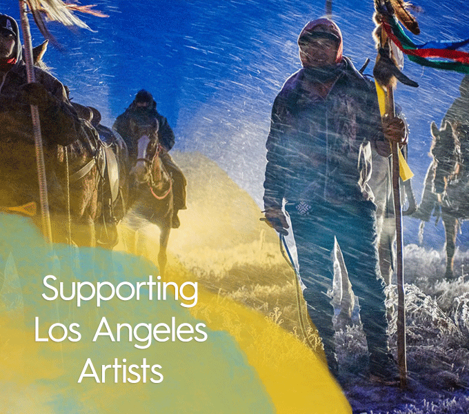 Supporting Los Angeles Artists