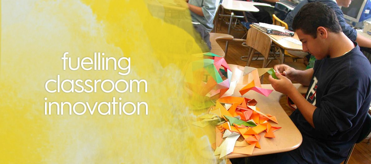 Fuelling Classroom Innovation