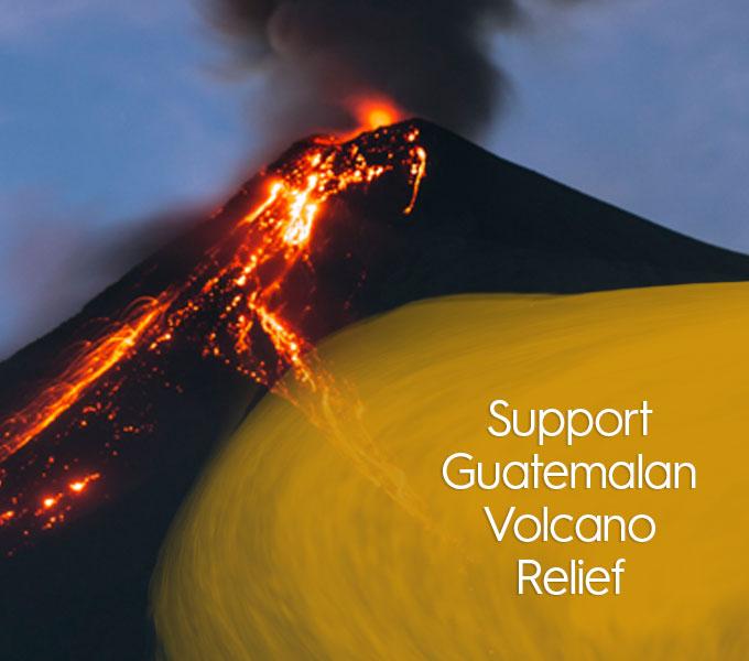 Guatemala Volcano Relief