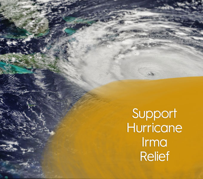 Support Hurricane Irma Relief