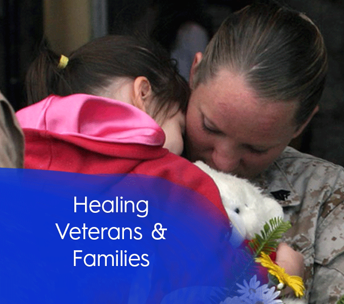 Healing Veterans & Families