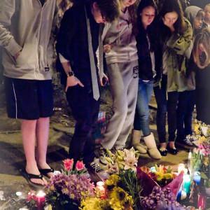 In Memory of Julia memorial