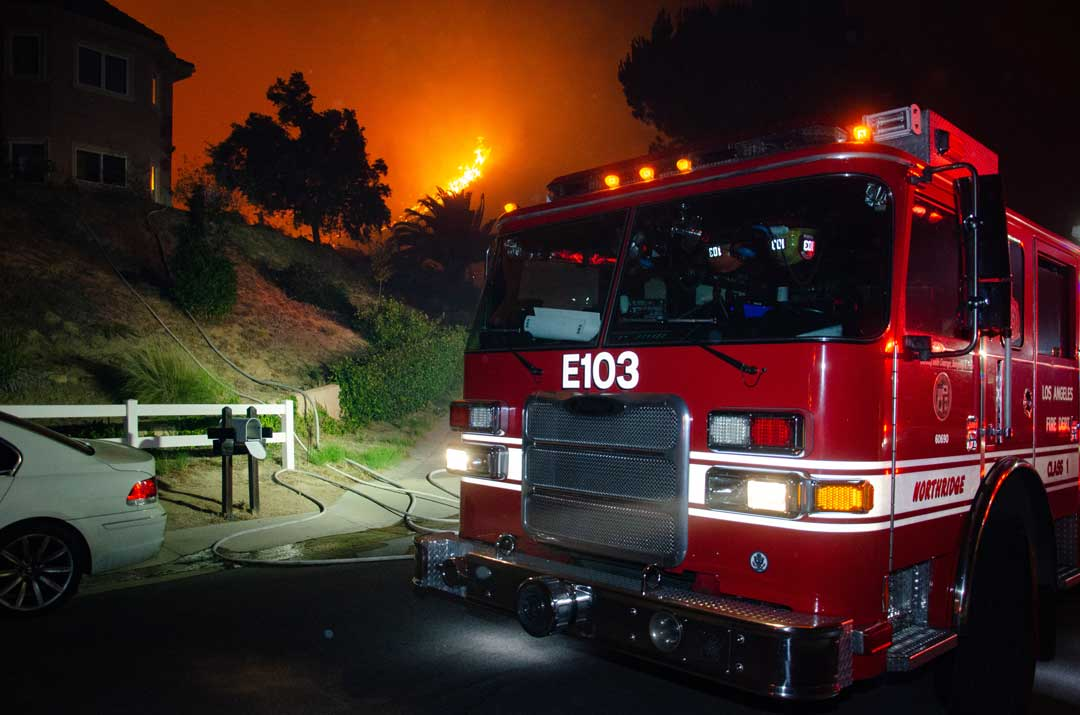 Wildfire Relief Fund - Community Partners Making An Impact