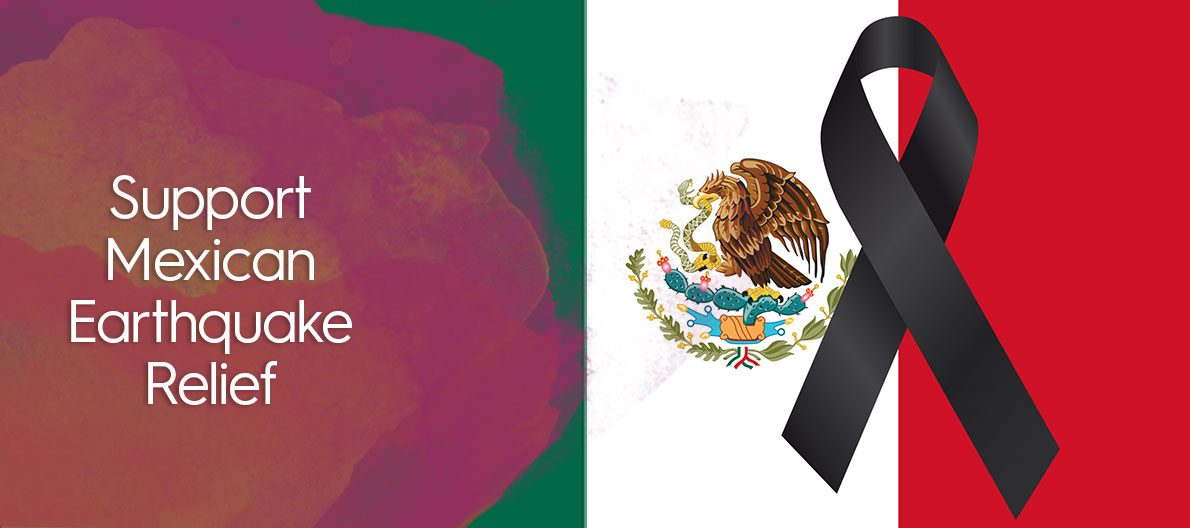 Support Mexican Earthquake Relief