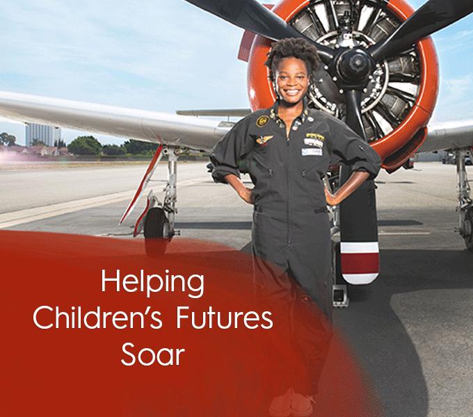 Helping Children's Futures Soar