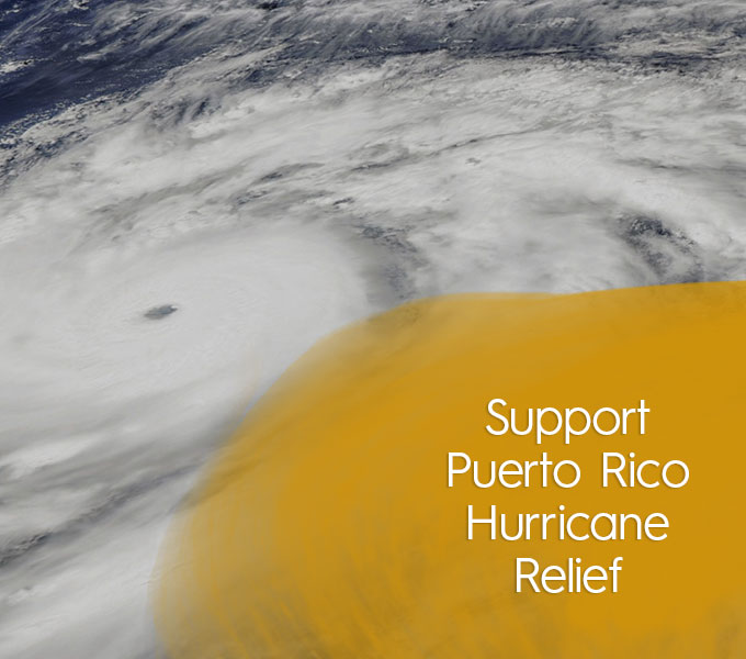 Support Puerto Rico Hurricane Relief