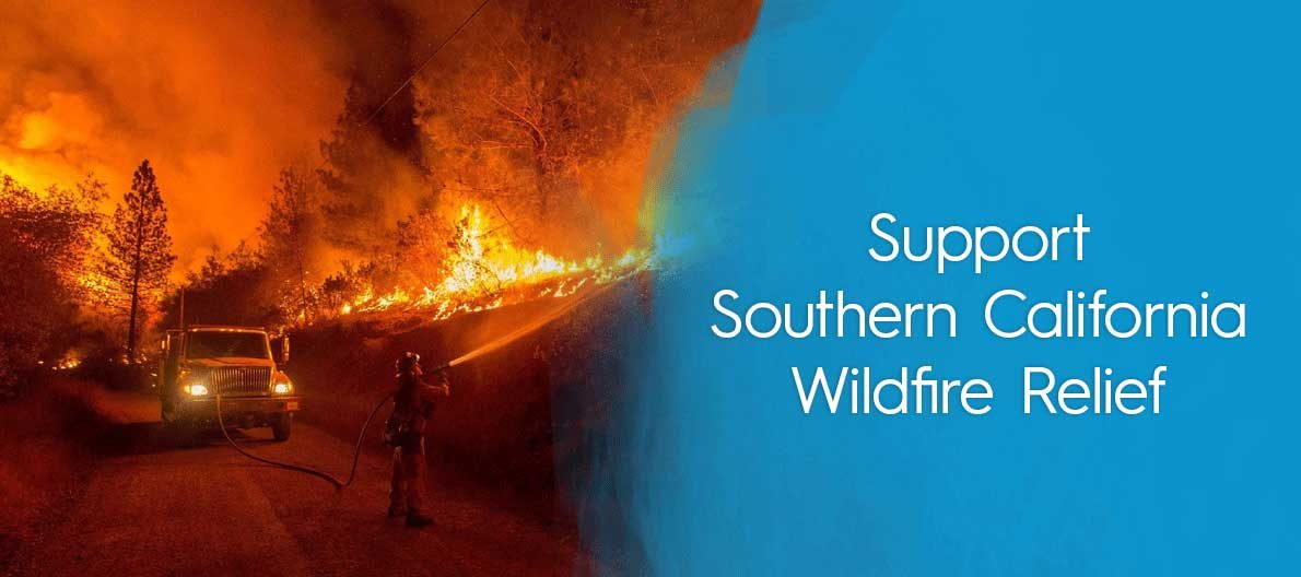 Southern California Wildfire Relief