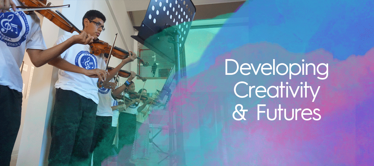 Developing Creativity & Futures