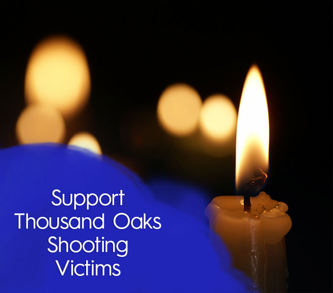 Support Thousand Oaks Shooting Victims